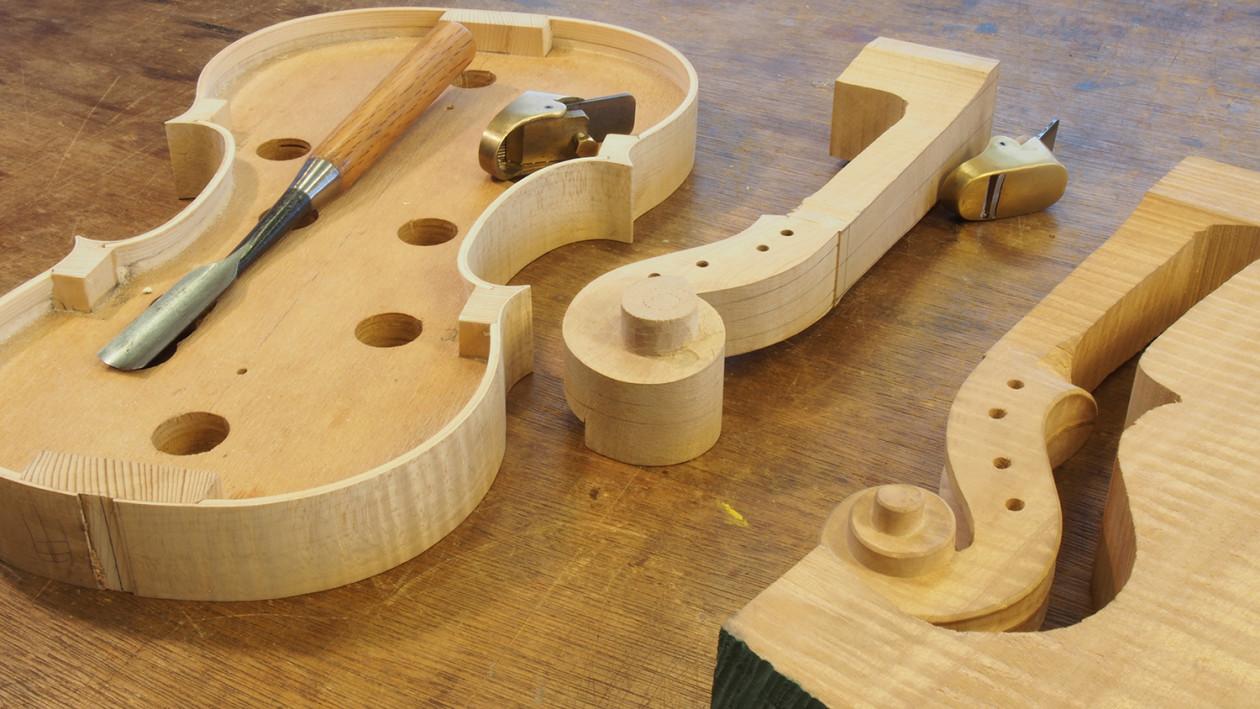 バイオリンという楽器についてのひとりごと